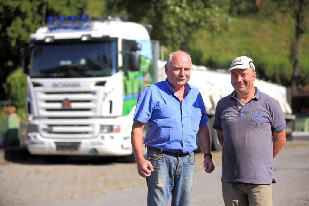 Udo Groß und Peter Groß