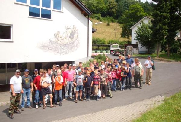Besichtigung-Angelverein-anlage